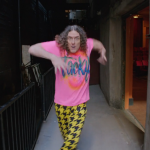 "Weird Al releases ""Happy"" parody, ""Tacky"""
